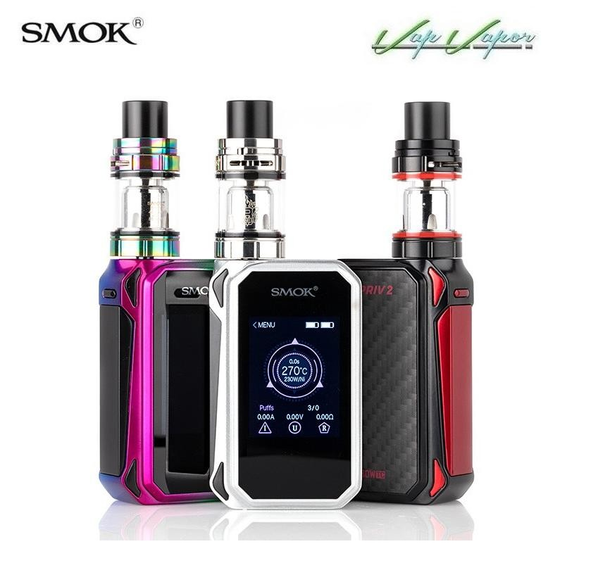 Mod G Priv 2 Smok Kit Completo 2ml - Ítem1