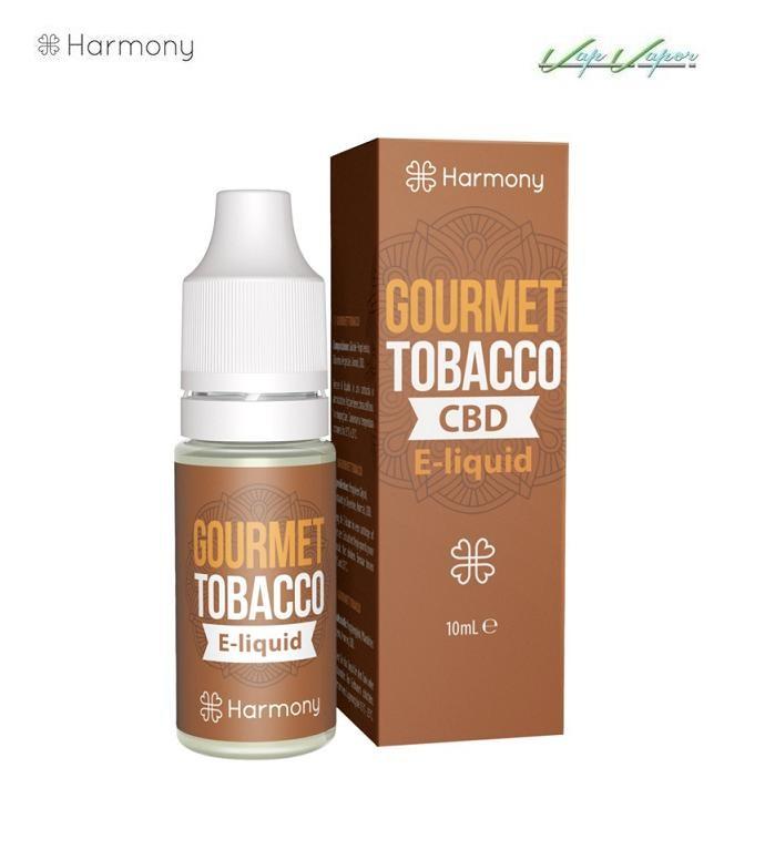 Líquido CBD Gourmet Tobacco (30mg,100mg,300mg)