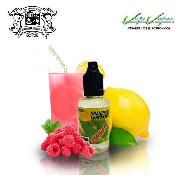 AROMA Grandmas Lemonade Chefs Flavours 30ml
