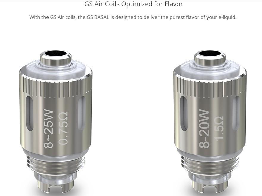 Atomizador GS Basal 1.8ml Eleaf - Ítem6