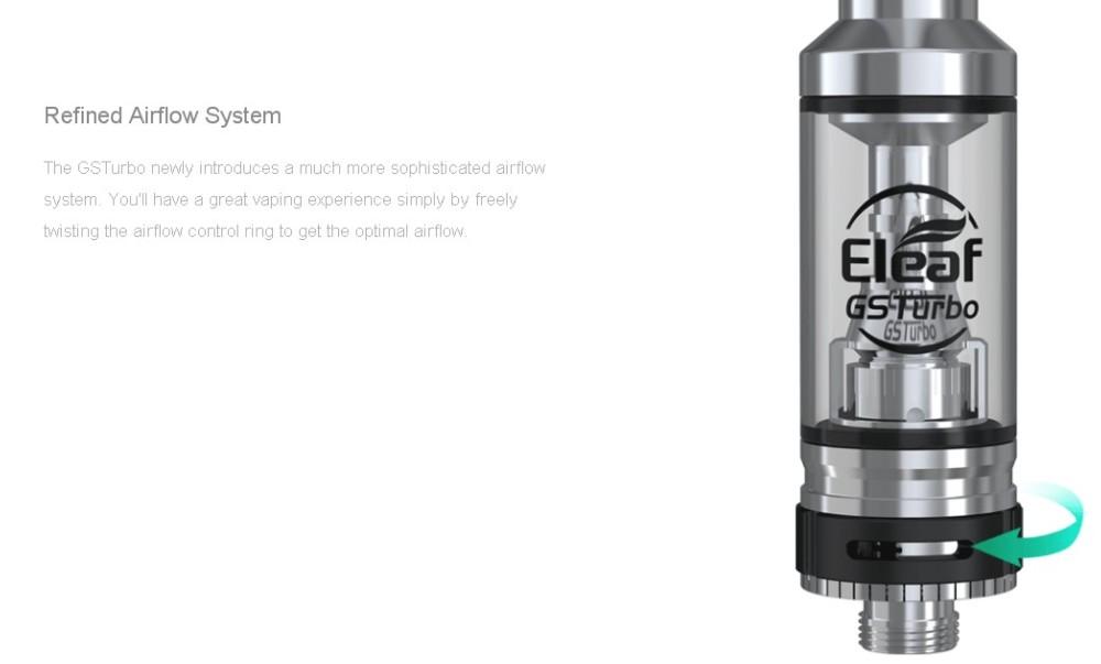 Atomizador GS Turbo Eleaf 1.8ml - Ítem7