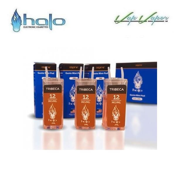 Halo Aspire POD 2ml (3 unidades)