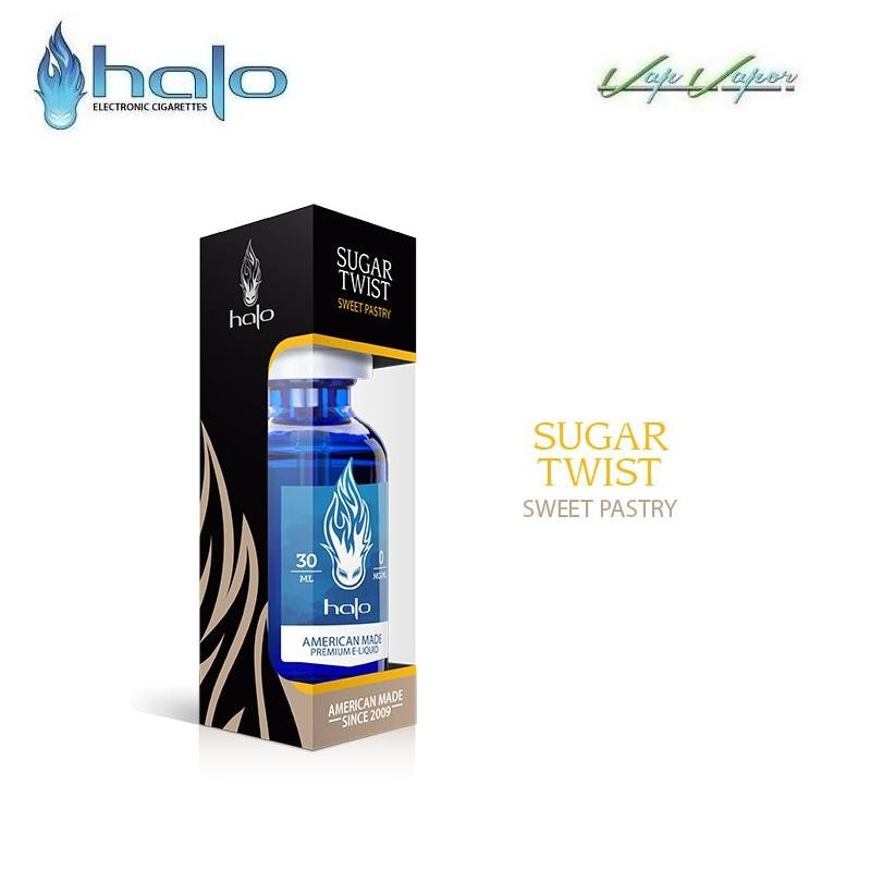 Halo Sugar Twist 30ml