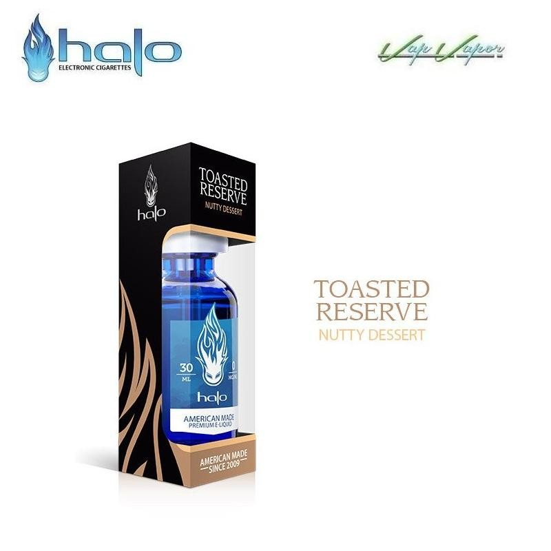 Halo Toasted Reserve TRIPACK (3x10ml)