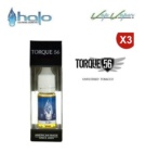 Tripack ( 3 x 10ml) TORQUE56 Halo