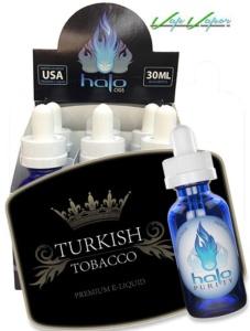 PACK 180ml Halo - Turkish Tobacco