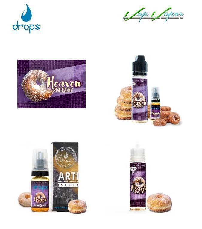 DROPS - Heaven Secret 10ml / TRIPACK (3x10ml) / 50ml 0mg