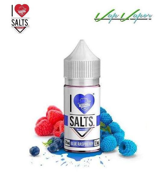 Blue Raspberry (Frambuesa Azul) Mad Hatter 10ml 20mg I Love Salts
