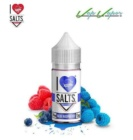 SALES Blue Raspberry (Frambuesa Azul) Mad Hatter 10ml 20mg I Love Salts