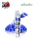 I VG Blue Raspberry 0mg 50ml booster