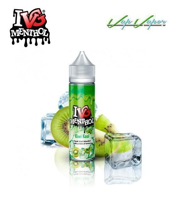 I VG Kiwi Kool 0mg 50ml booster