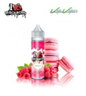 I VG Macarons Raspberry 0mg 50ml booster