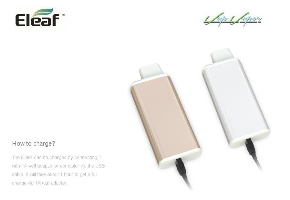 Box iCare Eleaf 650mah 1.8ml - Ítem11