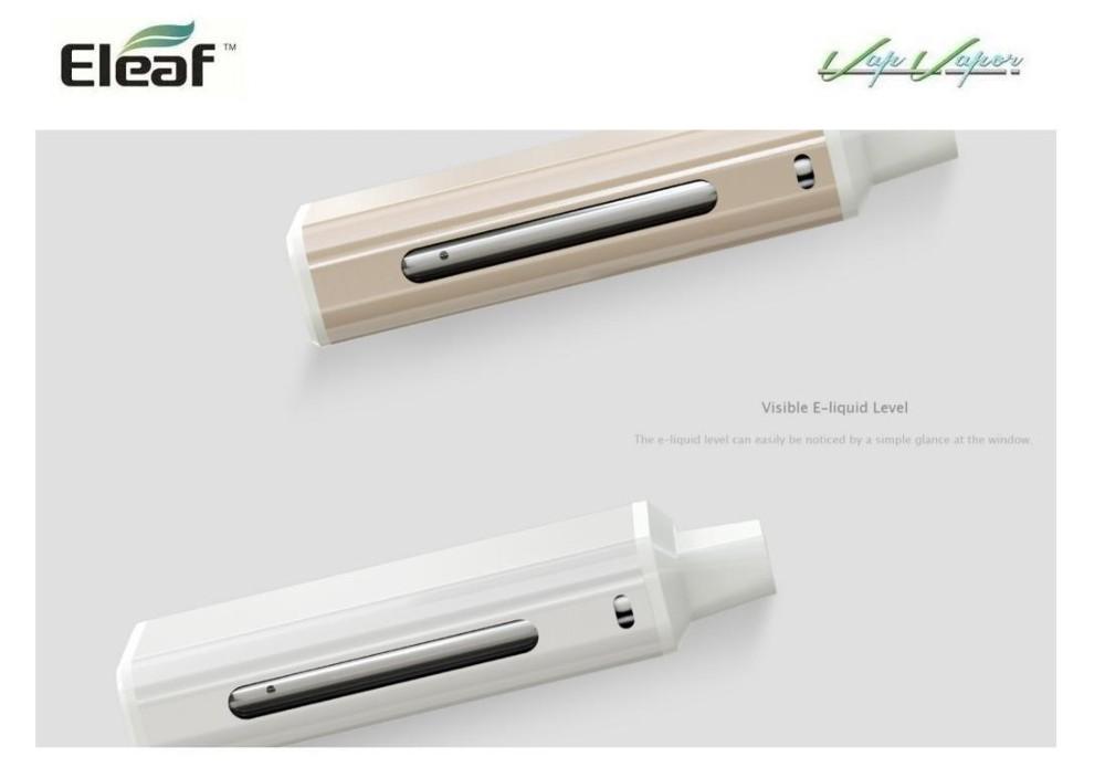 Box iCare Eleaf 650mah 1.8ml - Ítem8