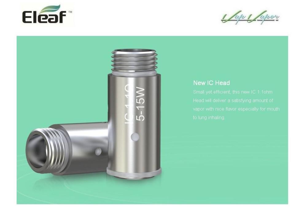 Box iCare Eleaf 650mah 1.8ml - Ítem9