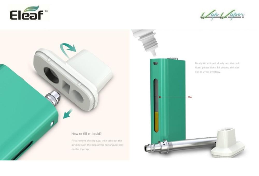 Box iCare Eleaf 650mah 1.8ml - Ítem10