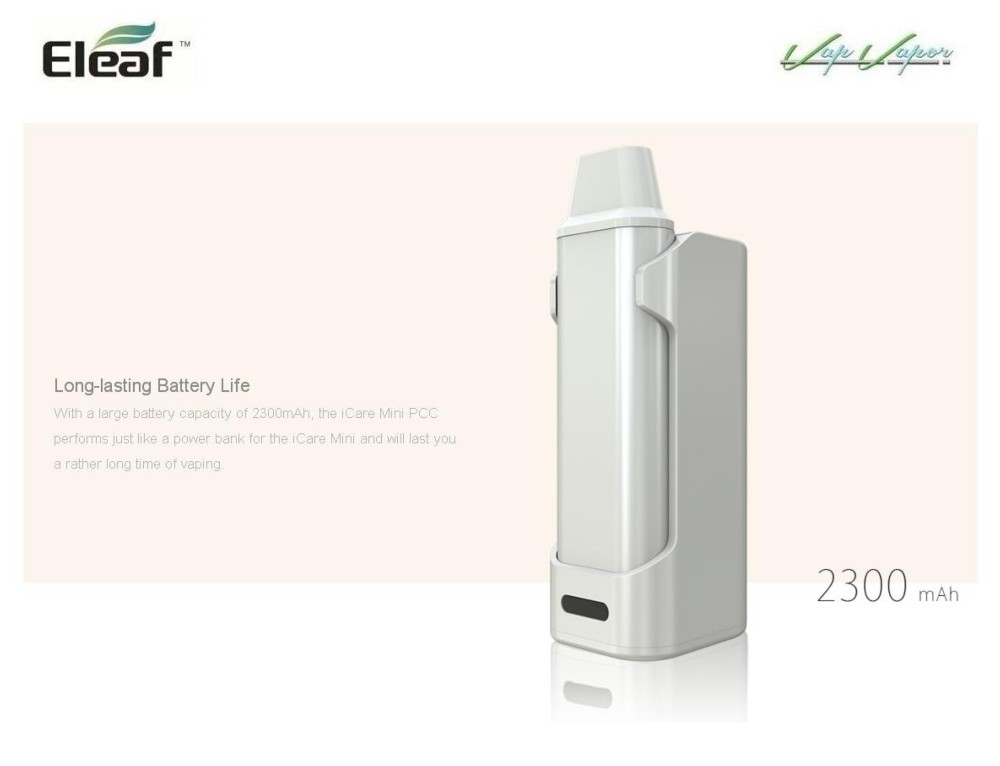 Cargador para iCare Mini Eleaf - Ítem5