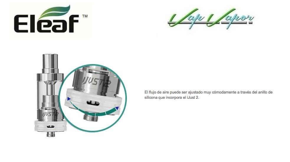 Atomizador iJust 2 Eleaf - Ítem6