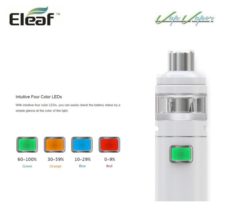 iJust NexGen 3000mah Eleaf Kit Completo - Ítem3