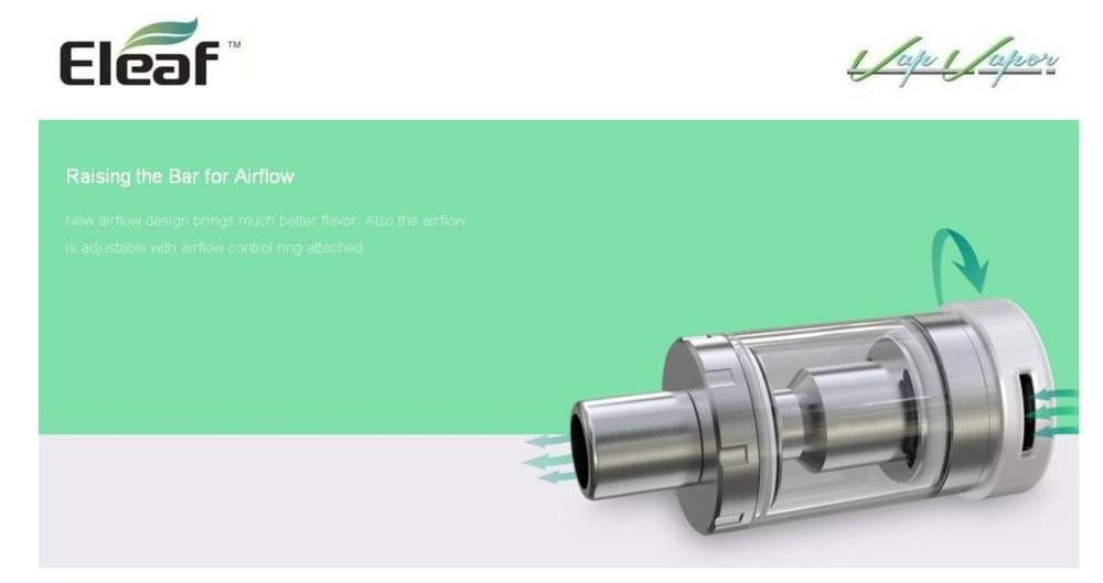 Atomizador iJust S 4ml Eleaf - Ítem4