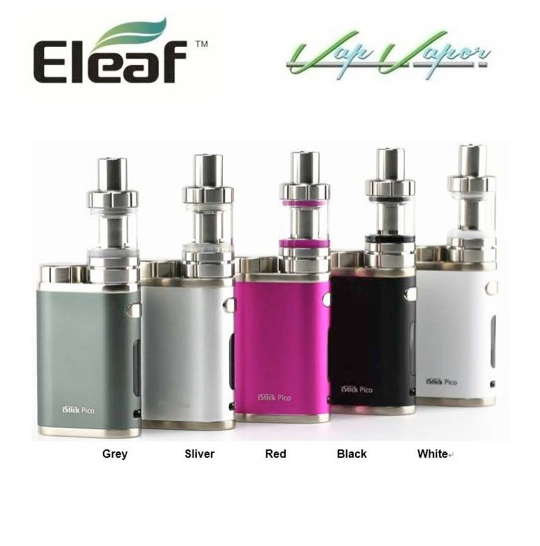 Istick Pico 75W + Melo 3 Mini 2ml - Kit Completo