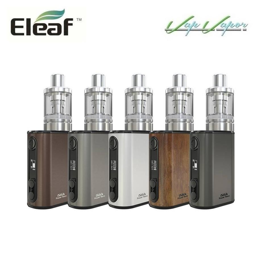Istick Power Nano 40W + Melo 3 Nano 2ml - Kit Completo
