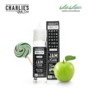 Charlies Chalk Dust Jam Rock 50ml (0mg) Manzana Verde, gominolas