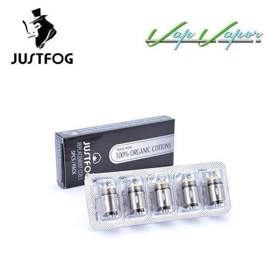 Resistencias Justfog S14 C14 G14 Q14 Q16