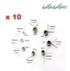 PACK 10-Micro Resistencias kanthal