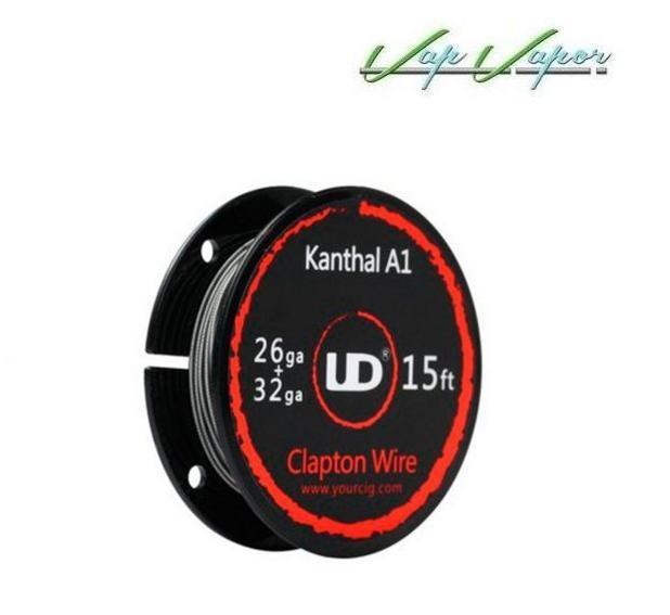 Youde UD Clapton (Kanthal 0.4ohm) 26AWG ( 1metro)