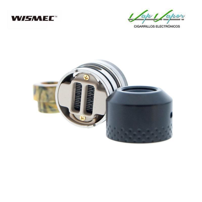 Atomizador RDTA Kestrel de Wismec - Ítem2