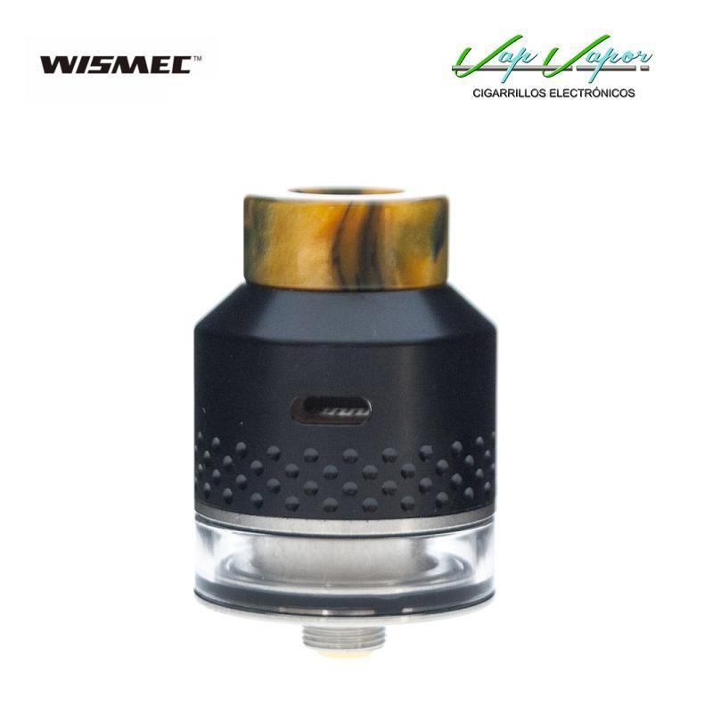 Atomizador RDTA Kestrel de Wismec - Ítem1