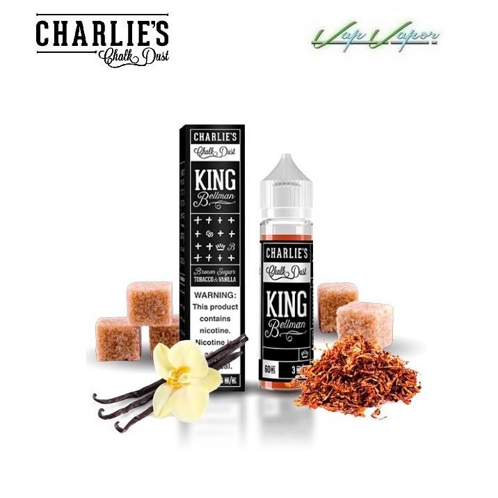 Charlies Chalk Dust King Bellman 50ml 0mg