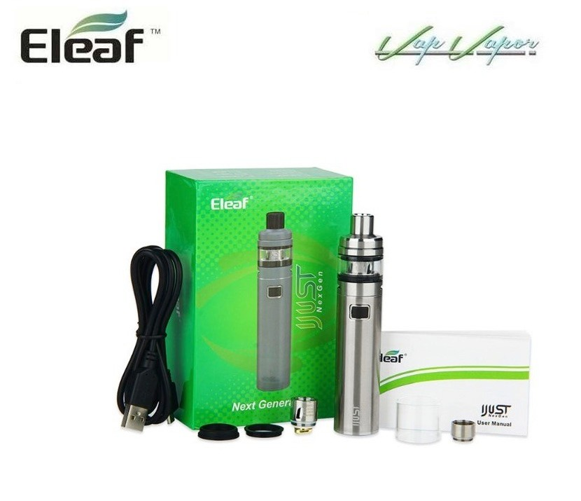 iJust NexGen 3000mah Eleaf Kit Completo - Ítem2
