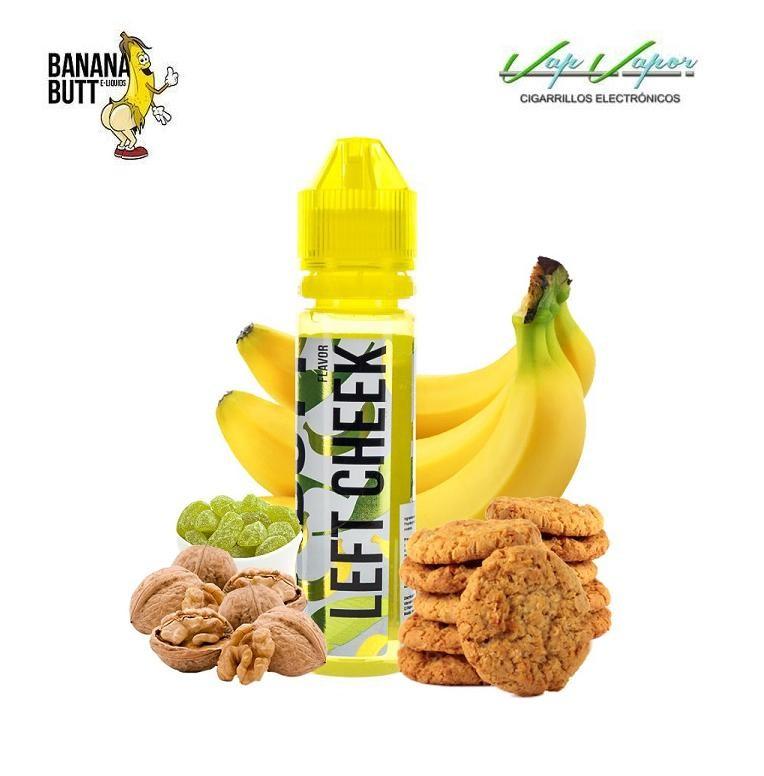 Left Cheek Banana Butt 50ml (0mg)