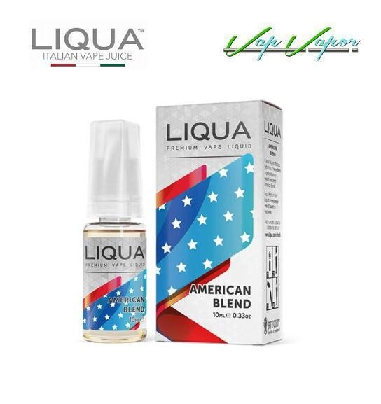Liqua American Blend Tabaco Americano