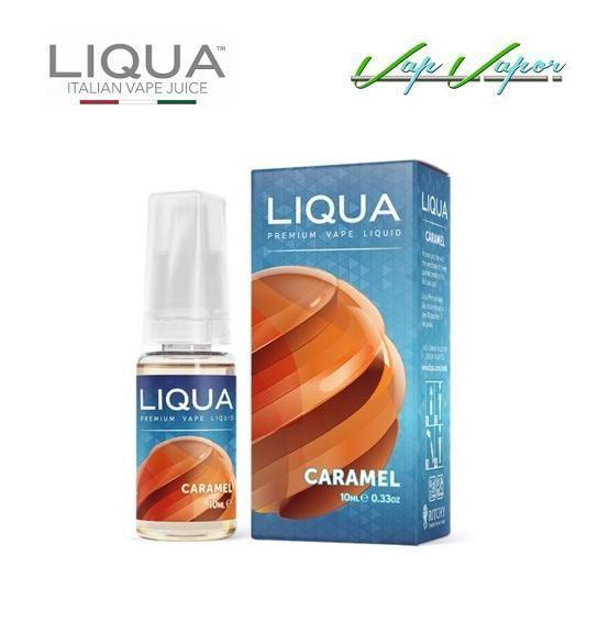 Liqua - Caramel (Caramelo) 10ml