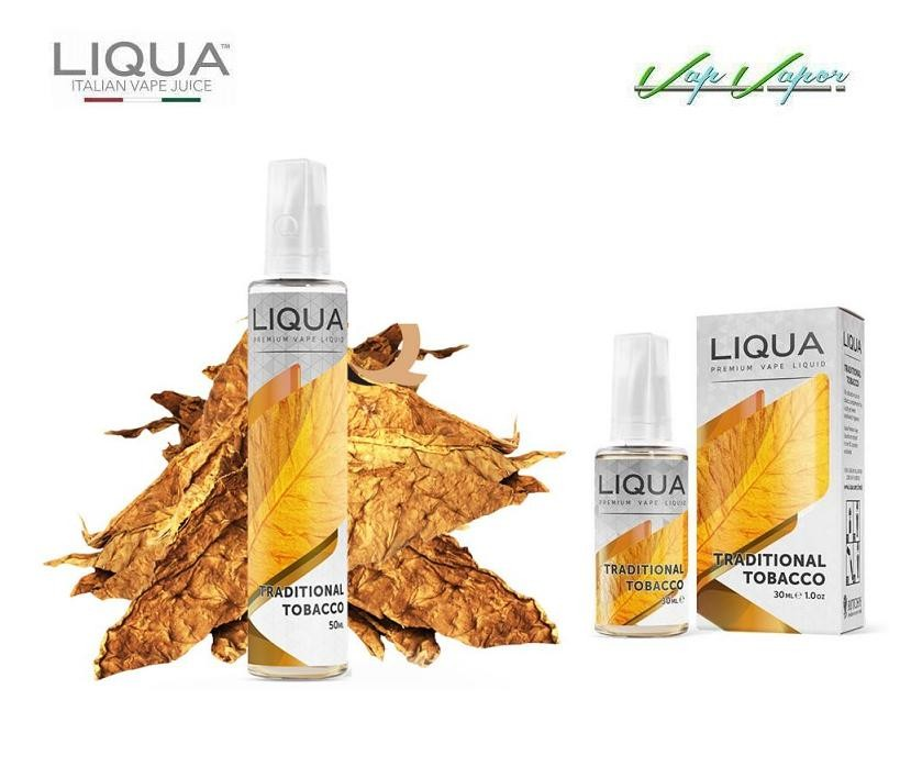 liqua tabaco tradicional traditional tobacco - Ítem1