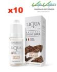Pack 10 Liqua -Cuban Cigar Tobacco (Tabaco Cubano)