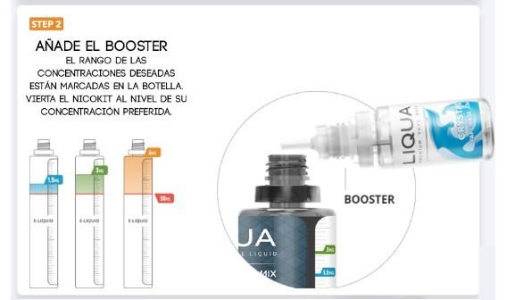 Liqua M&G Cool Lychee 50ml (0mg) Coctel de lichis - Ítem3