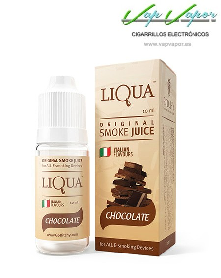 Liqua - Chocolate