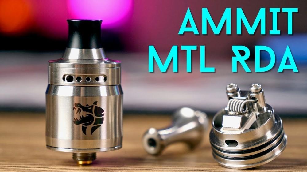 Ammit MTL RDA Geek Vape - Ítem2