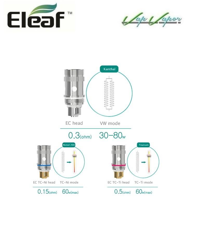 Atomizador Melo 3 Mini 2ml - Eleaf - Ítem4