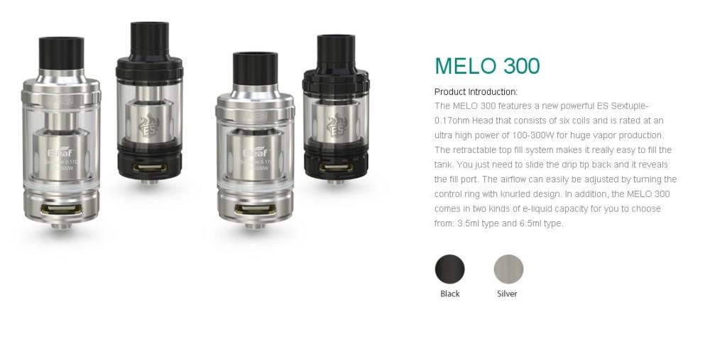 Atomizador Melo 300 - Eleaf - Ítem3
