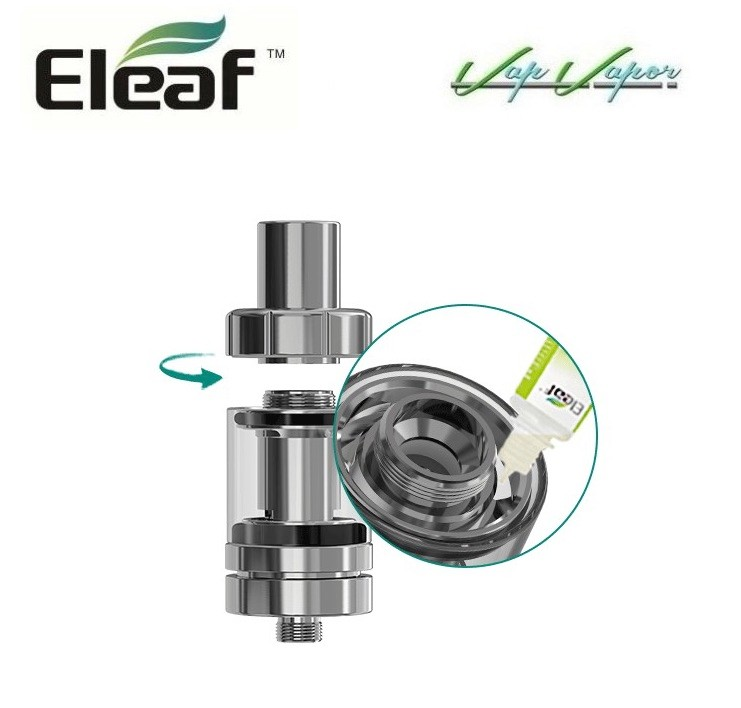 Atomizador Melo 3 Mini 2ml - Eleaf - Ítem3