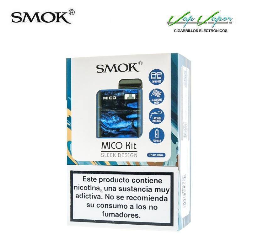 Mico Pod Kit Smok 700mah 1.7ml - Ítem3