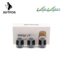 PACK DE 3 Cartucho Minifit Justfog 1.6ohm 1.5ml