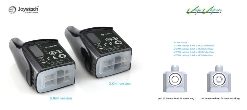 AtoPack Penguin SE Joyetech 2000mah 2ml Kit Completo - Ítem6