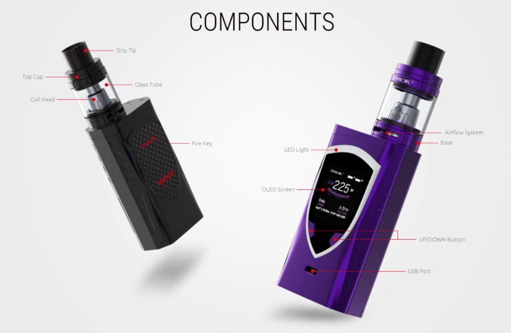 Mod Procolor Smok Kit Completo - Ítem4