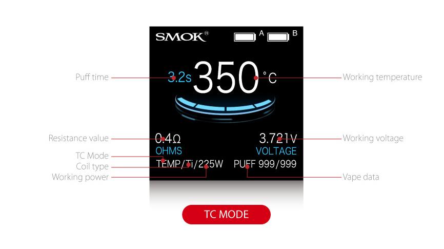 Mod Procolor Smok Kit Completo - Ítem9